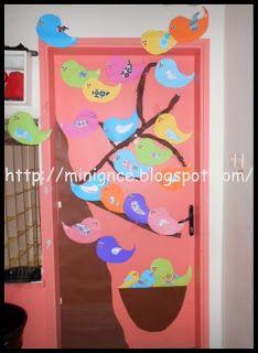 Kapı Süsü-Okul öncesi eğitim : MİNİ GÜNCE