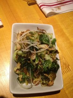 Brussel sprout recipes on Pinterest | Fried brussel sprouts, Brussels ...