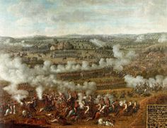 [Seven Years War] Battle of Rossbach. (Museum in Schloss Neu-Augustusburg) Military Art, Military History, Kaiser Karl, Frederick The Great, Berlin Brandenburg, Seven Years' War, Imperial Army, French Army, Museum