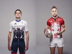 Great Britain's team uniforms for 2016 Rio