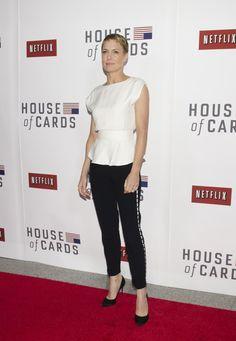 "Robin Wright Photos: Netflix's ""House Of Cards"" Washington DC Screening"