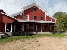 Rising Star Mill in Nelsonville, Wisconsin.