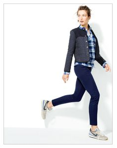 J.Crew Minnie in stretch twill.