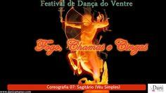 Festival Fogo Chamas e Cinzas - 07 - Sagitário - Dança do Ventre Campinas - Véu Simples // Representando o signo de Sagitário, coreografia dinâmica entusiasmada com a movimentação e cores dos véus.   / Coreógrafa: Dani camargo  / Música: Aziza  / Artista: Hossam Ramzy