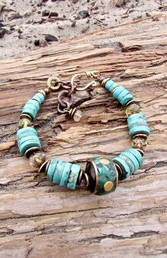 Beach Chic Jewelry Boho Bracelet Rio Jewelry Studio Collection