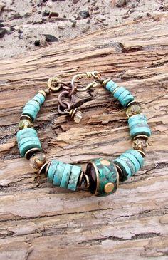 Beach Chic Jewelry Boho Bracelet Rio Jewelry Studio Collection