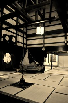 Japanese old traditional house