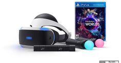 Hoy es el lanzamiento de PlayStation VR en EUA - LEVELUP