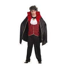 Disfraz Vampiro Rayas Adulto