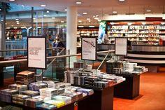 Dussmann, books & music till 2am | Friedrichstraße 90 | Berlin