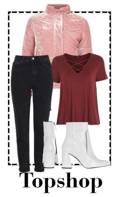 """topshop"" by bellanindia on Polyvore featuring Topshop"