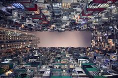 Hong Kong skyscrapers: Hong Kongs skyscraper French photographer Romain Jacquet-Lagrèze has been been fascinated with Hong Kong's tall buildings, with which the city has become synonymous. His images are published in his book, Vertical Horizons
