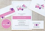 Free customizable baby shower templates by on to baby
