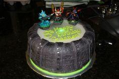 Skylander-Cake katiediditcakes