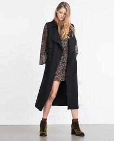 LONG WAISTCOAT-Waistcoats-Outerwear-WOMAN | ZARA United States