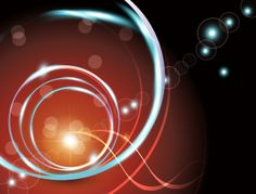 ABSTRACT / Free vector Vector abstract Motion Form Abstract