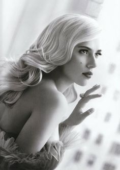 Old Hollywood glam hairstyle - My wedding ideas
