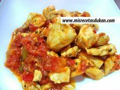 receta dukan pollo express