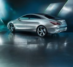The new Mercedes Concept Style Coupé