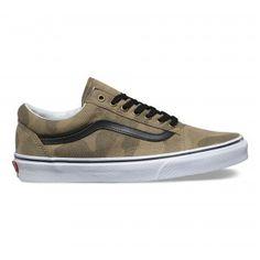 7367a825db Camo Jacquard Old Skool Shoes