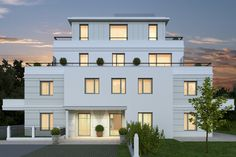 CECONI ASSEMBLE RIEDENBURG  #salzburg Villa, Salzburg, Mansions, House Styles, Home Decor, Old Town, Real Estate, Homes, Luxury Houses