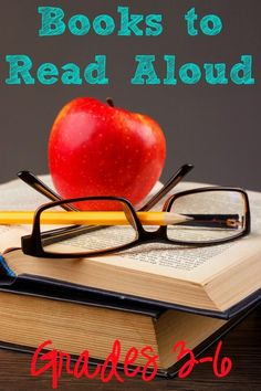 Books to Read Aloud for Grades 3-5 - Selected by teachers!