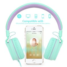 Ailihen I35 headphones for kids and adults : http://amzn.to/2bXybEL
