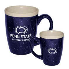 Penn State Block Adobe Mug