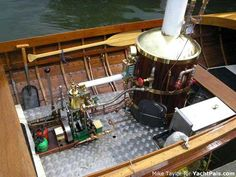 steam river boat for sale - Google Search