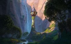 Tangled Hd Wallpapers 10