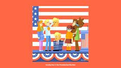 Scooby Doo & The Trump Presidential Election GIF Optical Illusion Gif, Optical Illusions, Gif Collection, Motion Graphics, Scooby Doo, Behance, Presidential Election, Gifs, Illustrations