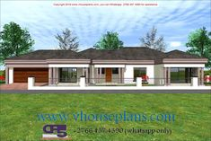 Overall Dimensions- x 2 Car Garage Area- Square meters 5 Bedroom House Plans, House Plans Mansion, Family House Plans, Home Design Floor Plans, House Floor Plans, Modern Bungalow House Design, Single Storey House Plans, Tuscan House Plans, Architect Design House