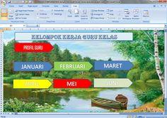 [.xls otomatis] Software KKG Aplikasi Excel Free Download