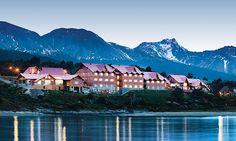 Los Cauquenes Resort & Spa Ushuaia - Galería de fotos