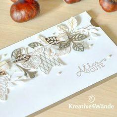 Herbstgrüße Stampin`Up! Vintage Leaves, Herbstanfang