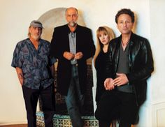 Fleetwood Mac performs at MSG on April 8, 2013!