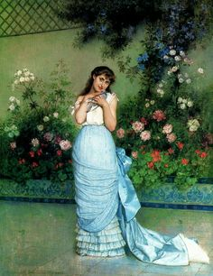 By August Toulmouche