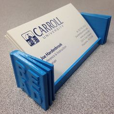 3d printed business card holder business card holders 3d print your own read business card holder colourmoves