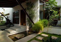 Ideas For Exterior Design House Dream Homes Architecture House Doors, House Entrance, Facade House, Courtyard House, Exterior Front Doors, Exterior House Colors, Exterior Design, Front Entry, Interior And Exterior