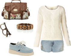 """""""Leigh's Outfit #No.47"""" by just-danniee on Polyvore"""
