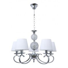 Lámpara techo Honduras 5 l + led Led, Honduras, Chandelier, Textiles, Ceiling Lights, Lighting, Room, Home Decor, Grand Designs