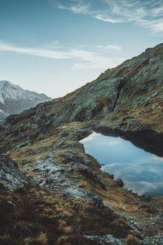 """lsleofskye: """"Sur le chemin du Lac Blanc """""""