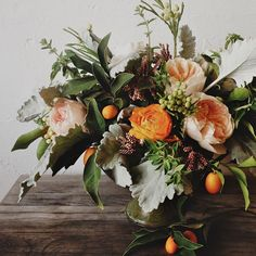 WILD ABANDON—3 floral designers share their undone approach in our new issue #CWeddings : @yasminemei
