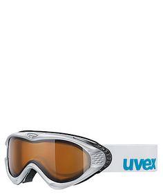 """Ski Goggles """"Onyx Pola"""" by Uvex  #ski #snowboard #winter #engelhorn  www.sports.engelhorn.de"""