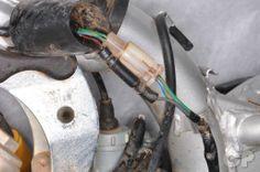 crf150f clutch replacement gear holder tool honda crf150f service rh pinterest com ATV Repair Manual Suzuki ATV Manuals