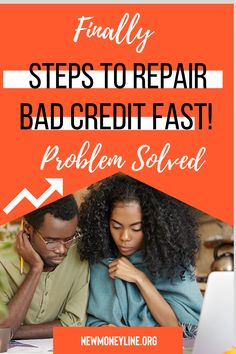 When you are looking for a way to repair bad credit fast, you might think that you need to spend hundreds of dollars and maybe years doing it. There is a better way to get your credit back on track and you should know about this quickly because bad credit can haunt you for life. You need to take action quickly and you can do that with the help of these steps to repair bad credit fast. #repairbadcredit #badcreditrepairtips #howtorepairbadcreditfast Building Credit Fast, Build Credit, Boost Credit Score, Improve Your Credit Score, Fix Bad Credit, Free Credit Repair, Free Advice, Secrets Revealed, Payday Loans