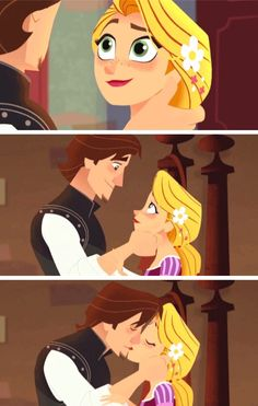Eugene + Rapunzel❤️ Disney Princess Rapunzel, Tangled Rapunzel, Disney Tangled, Disney Magic, Disney Art, Punk Disney, Disney Princesses, Disney Characters, Disney And More