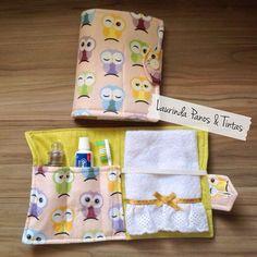 Kit da viaggio per bambini cucito creativo