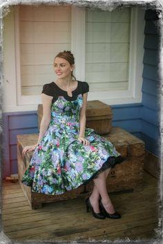 Amelia Dress Amelia Dress, Summer Dresses, Pretty, Flowers, Collection, Vintage, Style, Fashion, Swag