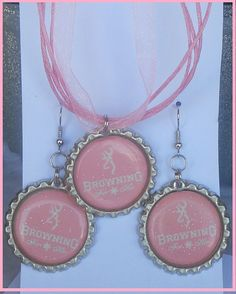 Browning - could be used as bridesmaid's gifts. Love this!